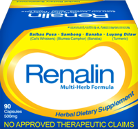 Renalin for Kidneys